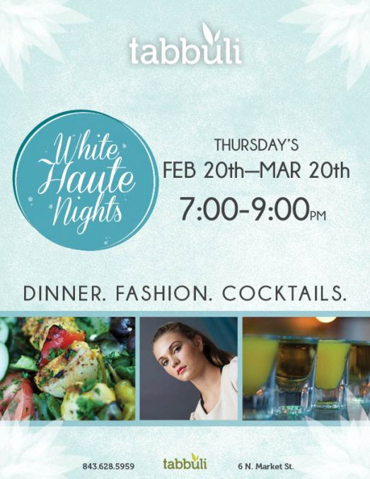Tabbuli White Haute Nights